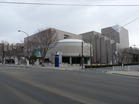日立システムズホール仙台(仙台市青年文化センター)